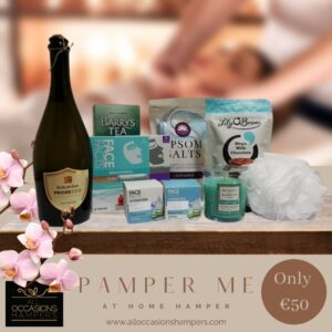 Pamper me at home