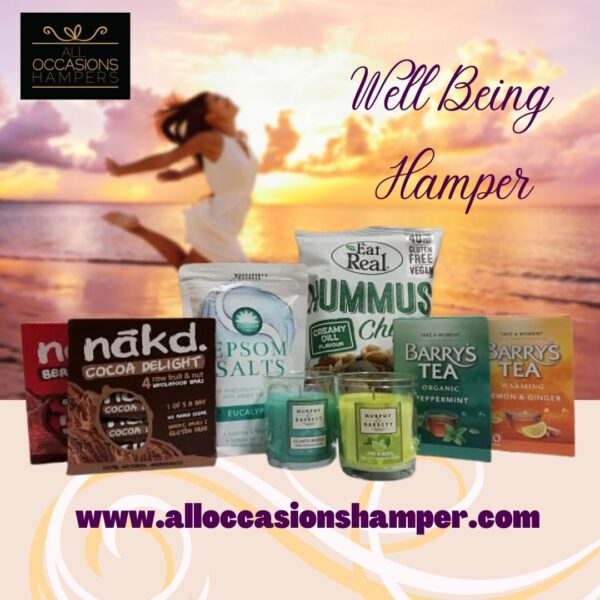well being gift hamper