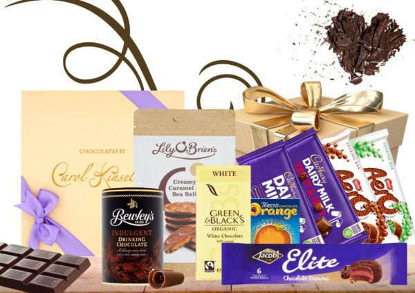 chocolate lovers hamper